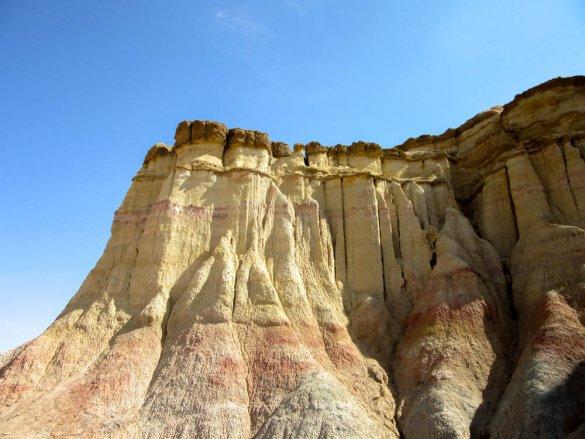Tsagaan suvarga in de Gobi woestijn
