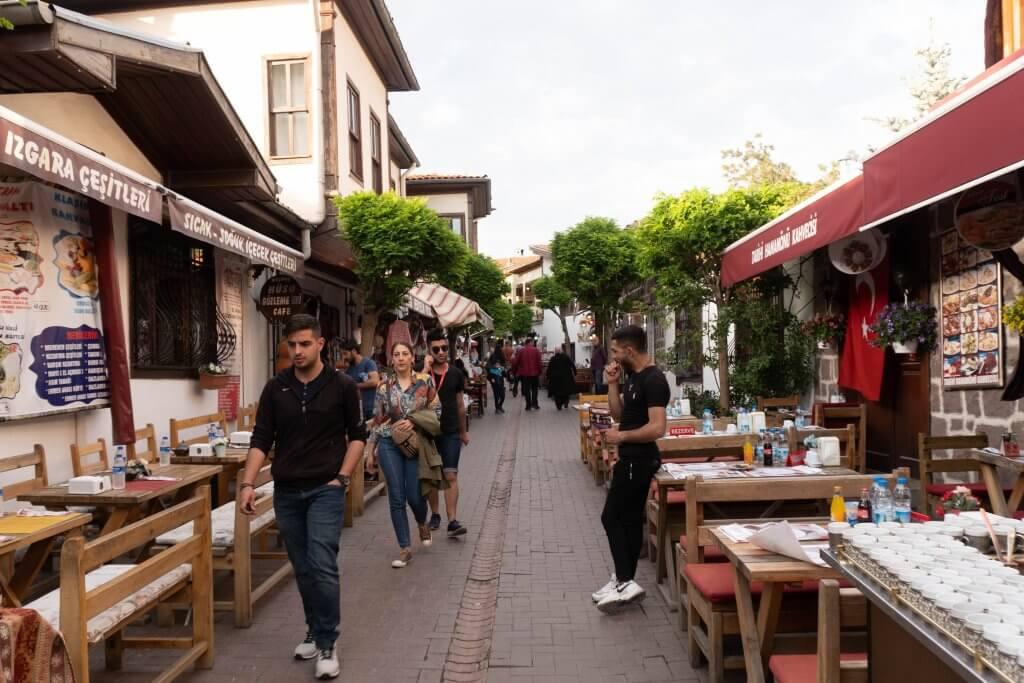 Hamamönü Sokak