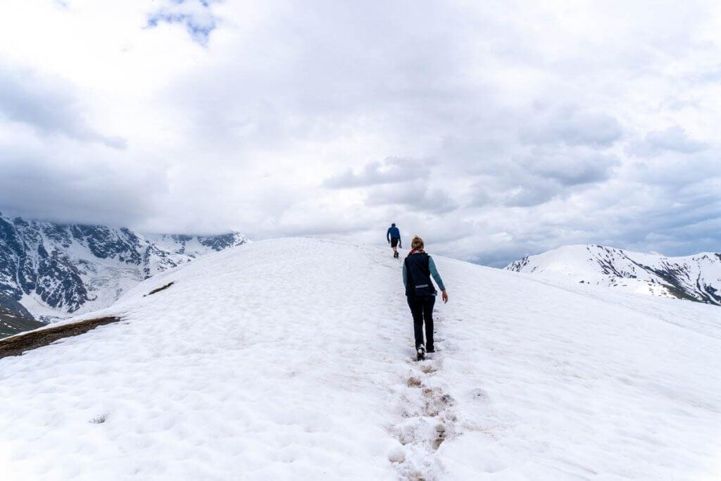 Hiken in Svaneti
