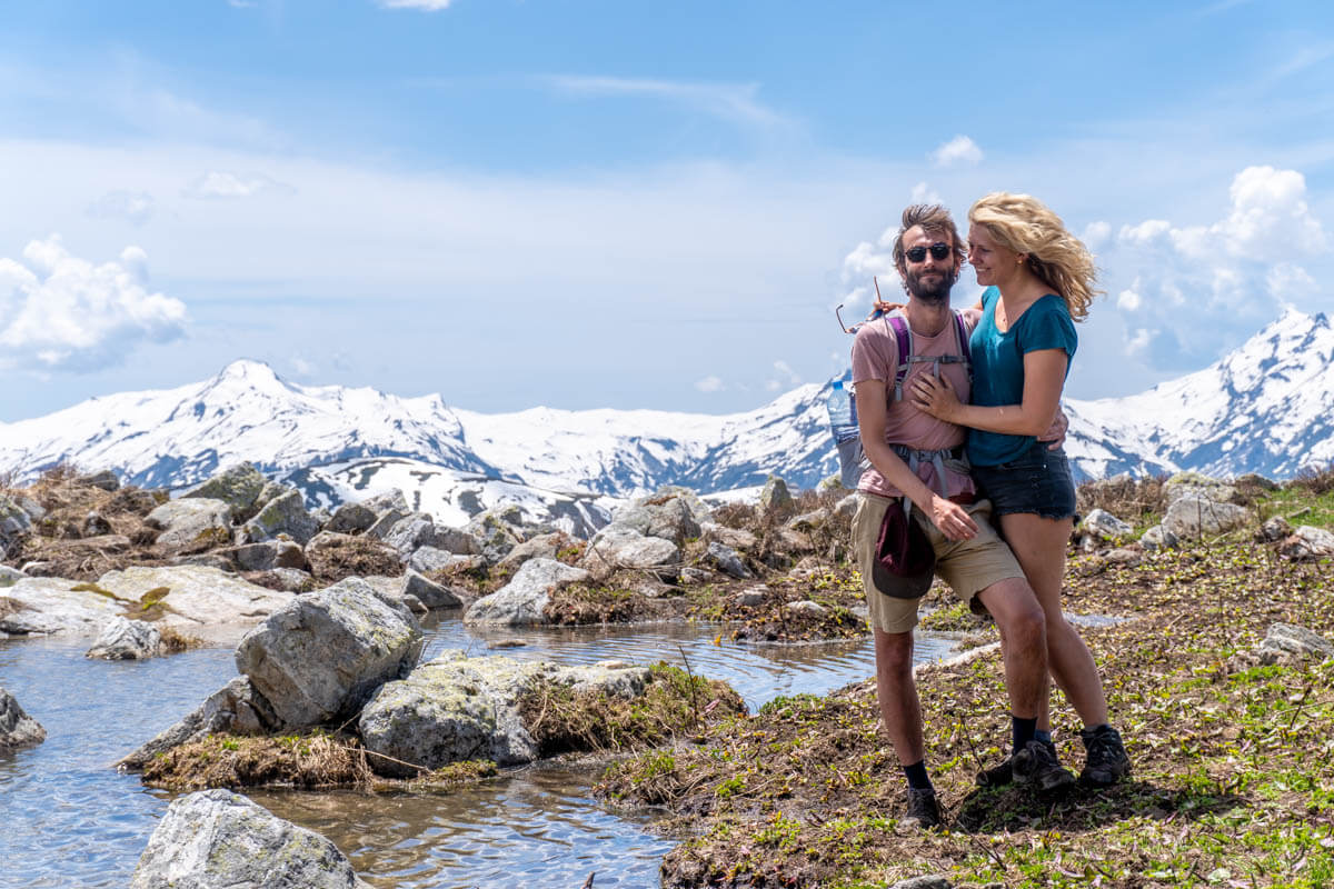 Reispodcast Svaneti