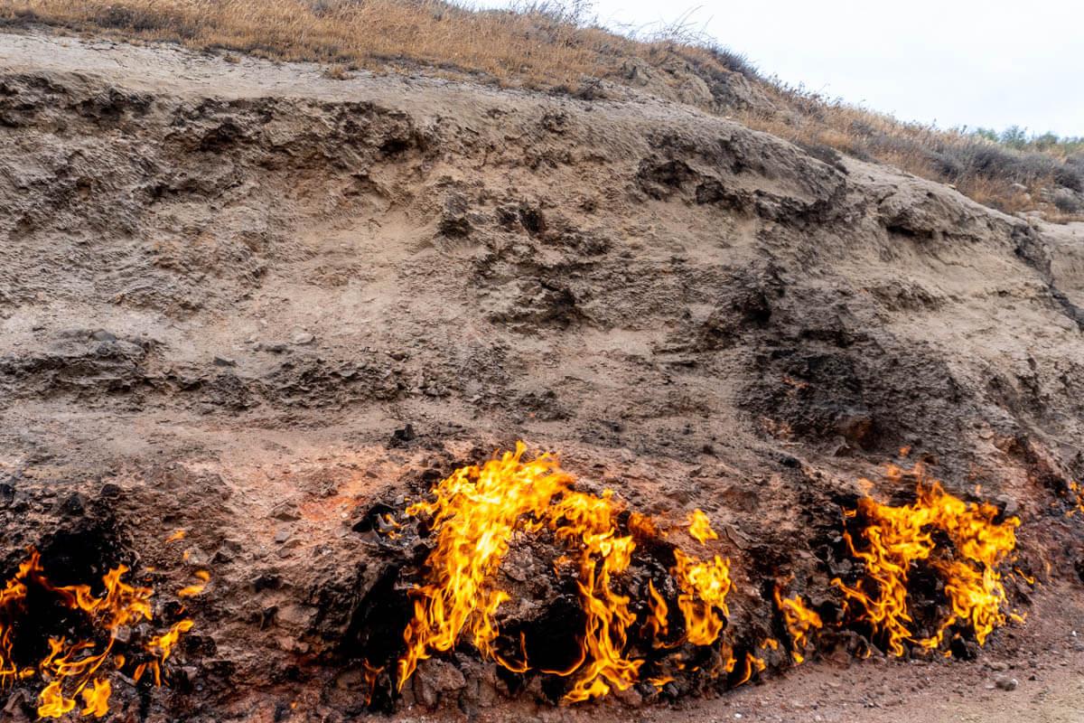Azerbeidzjan: het land van vuur
