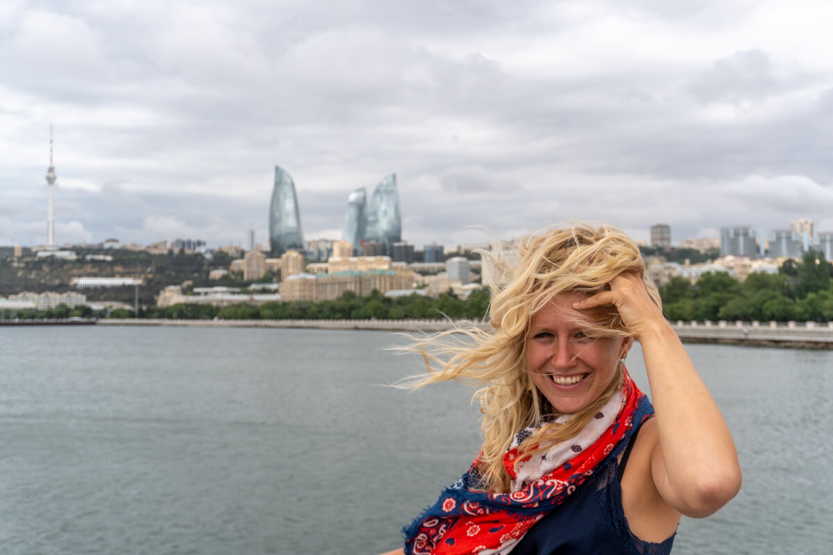Reispodcast Azerbeidzjan