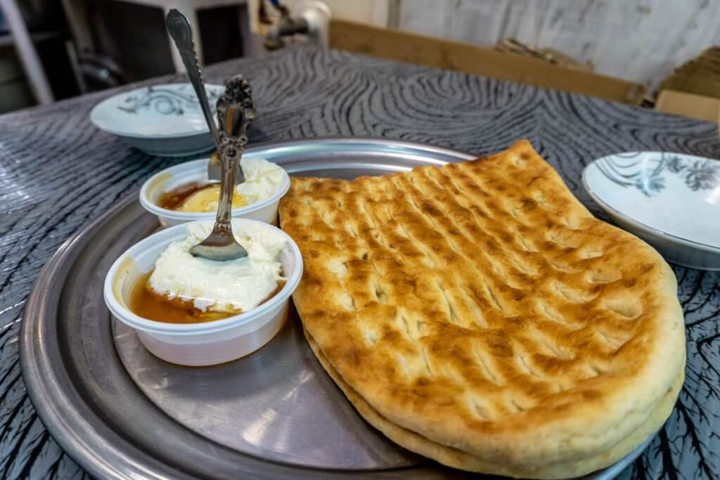 Snack in Iran