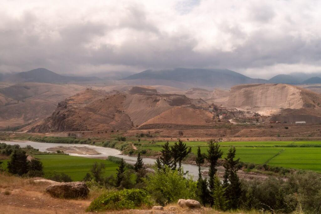 Reizen naar Iran