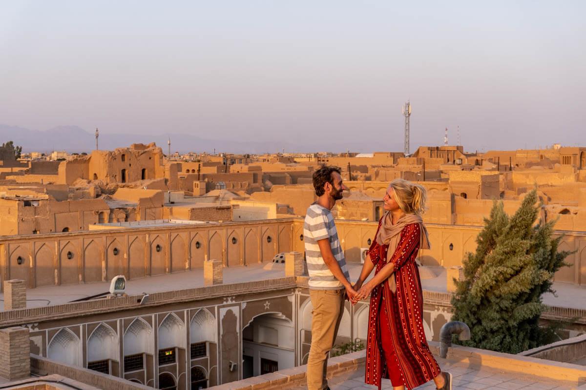 Liefde in Iran
