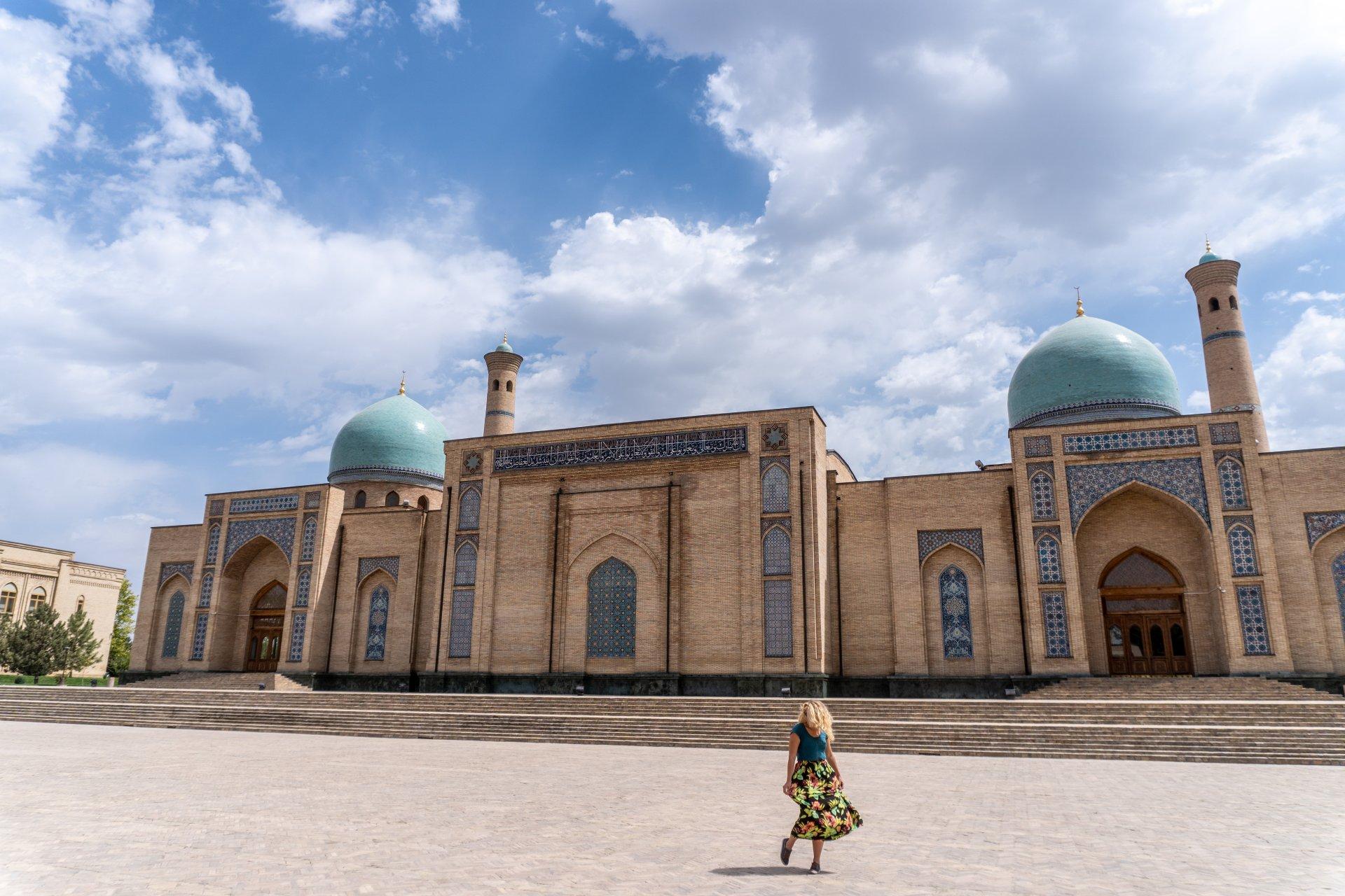 Tasjkent in Oezbekistan