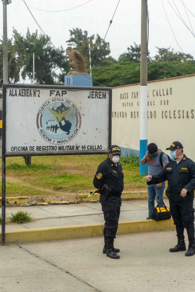 Repatriëring vanuit Peru