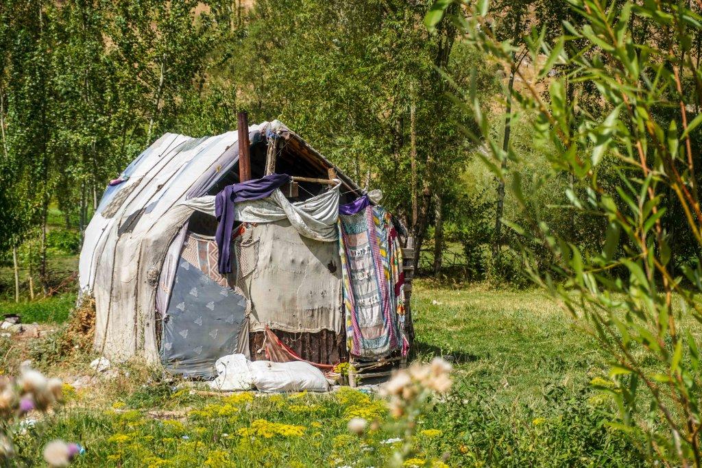 Fann Mountains in Tadzjikistan