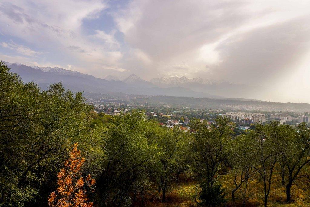 Almaty in Kazachstan